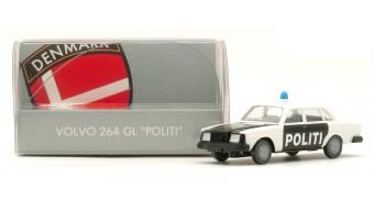 """Volvo 264 GL """"Politi"""" (Dänemark)"""