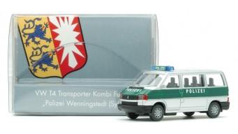 """VW Transporter Kombi T4 """"Polizei Wenningstedt"""" (Sylt)"""