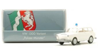 """VW 1500 Variant """"Polizei Münster"""""""