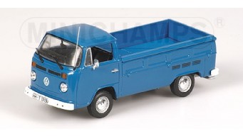VW T2b Pritsche blau
