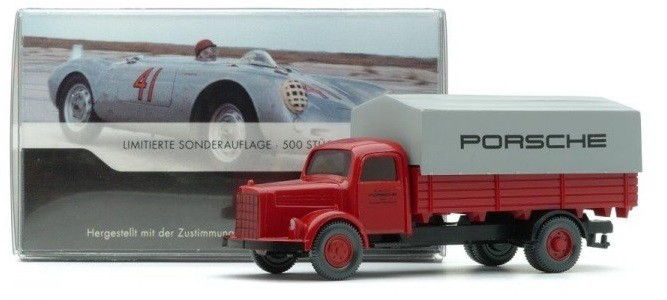 """Mercedes-Benz L 3500 Pritsche """"Porsche"""""""