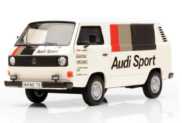 """VW T3a Kastenwagen """"Audi Sport"""""""