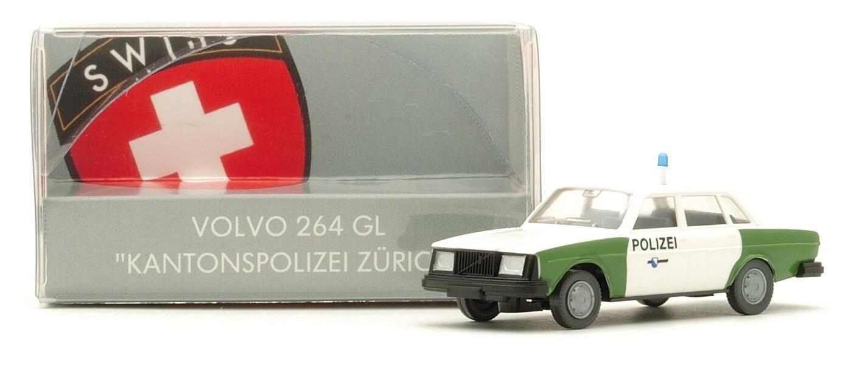 """Volvo 264 GL """"Kantonspolizei Zürich"""""""