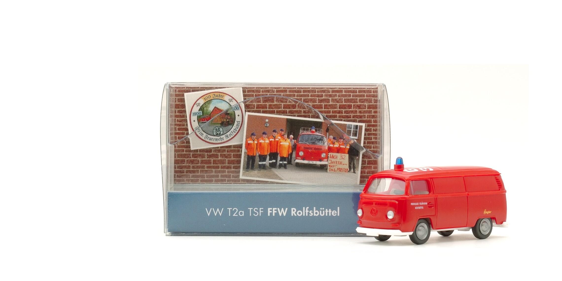"VW T2a Kastenwagen ""Freiwillige Feuerwehr Rolfsbüttel"""