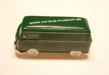 """VW T2a Kastenwagen PIN """"VW Bus Museum"""""""