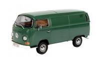 VW T2a Kastenwagen ulmengrün