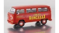 "VW T2a Kombi ""Circus Roncalli"""