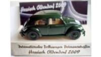 """VW Brezelkäfer """"HQ MIL-GOV"""""""
