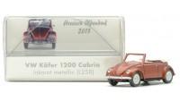 VW Käfer Cabriolet inkarot metallic
