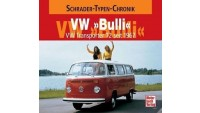 Schrader Typen Chronik VW Bulli, Transporter T2 seit 1967