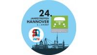 Aufkleber 24. Jahrestreffen Hannover 2017