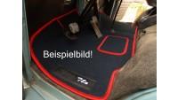 VW T2a Fußmatte Fahrerhaus - normale Qualität